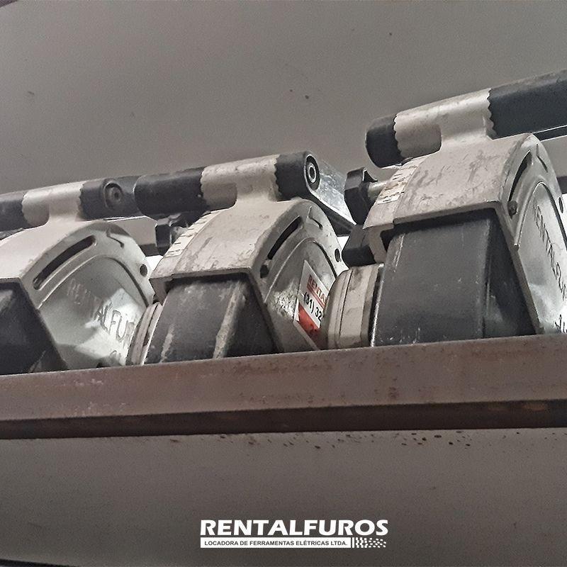 Aluguel de ferramentas eletricas