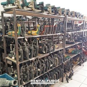 Locação de ferramentas eletricas